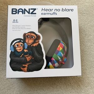 Baby noise canceling earmuffs. New in box!